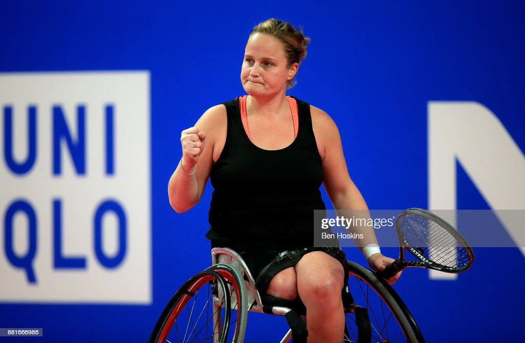 NEC Wheelchair Tennis Masters - Day 1