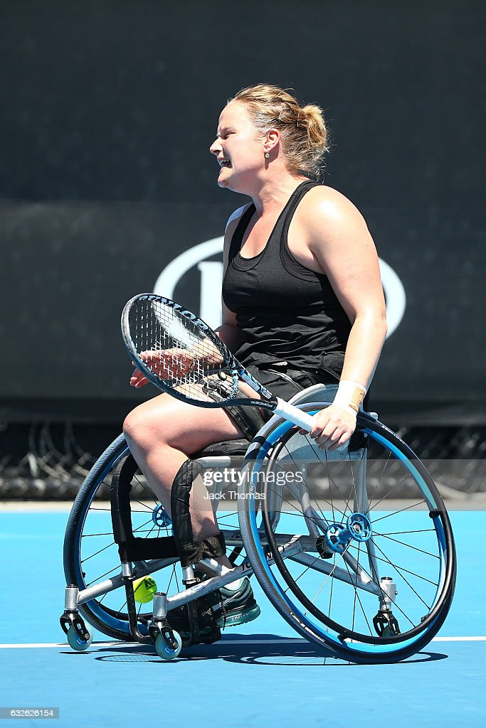 Australian Open 2017 Wheelchair Championships