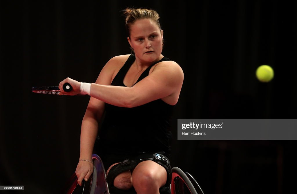 NEC Wheelchair Tennis Masters - Day 3