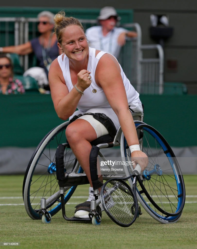 Wimbledon Wheelchair Tennis
