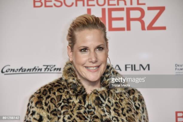 Anika Decker during the 'Dieses bescheuerte Herz' premiere on December 12 2017 in Berlin Germany
