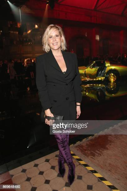 Anika Decker during the 'When the Ordinary becomes Precious #CartierParty Berlin' at Old Power Station on November 2 2017 in Berlin Germany