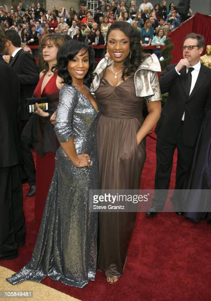 Anika Noni Rose and Jennifer Hudson nominee Best Actress in a Supporting Role for Dreamgirls