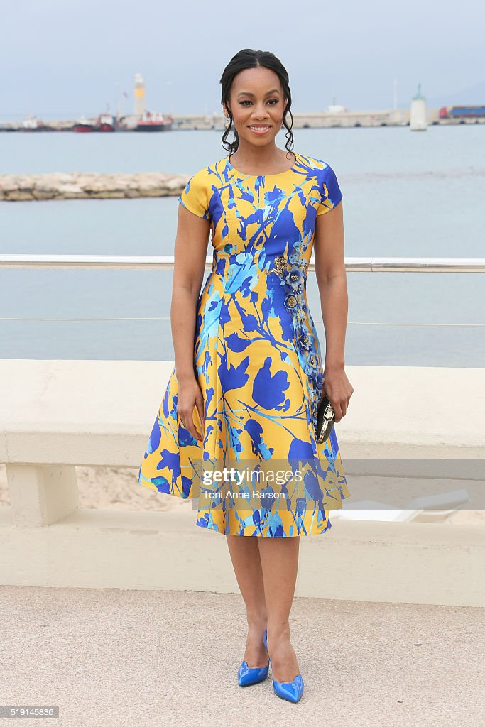 """""""Roots"""" : Photocall At  Hotel Majestic Jetty MIP TV 2016 In Cannes"""