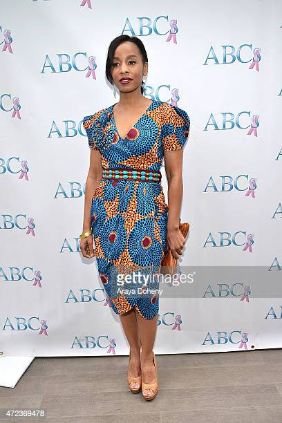 Anika Noni Rose attends the ABC's Mother's Day Luncheon at Four Seasons Hotel Los Angeles at Beverly Hills on May 6 2015 in Los Angeles California