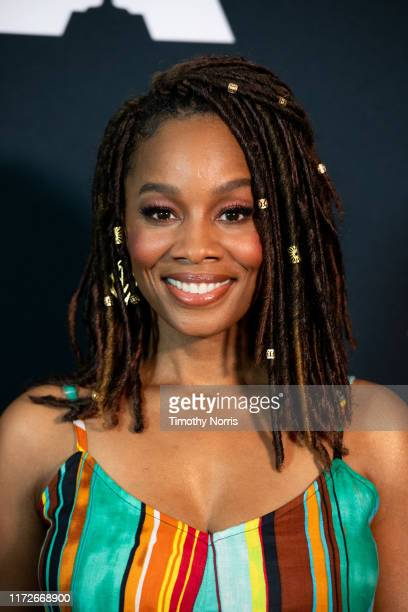 "Anika Noni Rose attends The Academy Celebrates ""The Princess And The Frog"" 10th Anniversary at Samuel Goldwyn Theater on September 05, 2019 in..."