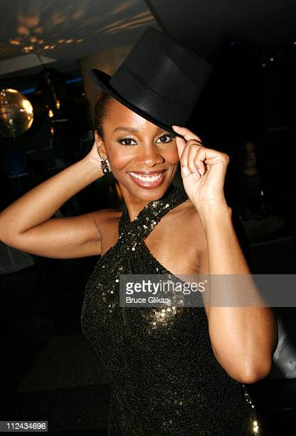 Anika Noni Rose during 61st Annual Tony Awards After Party at Radio City Music Hall in New York City New York United States