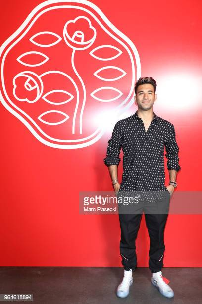 Anil Brancaleoni attends the #Ultimune Launch Event on May 31, 2018 in Paris, France.