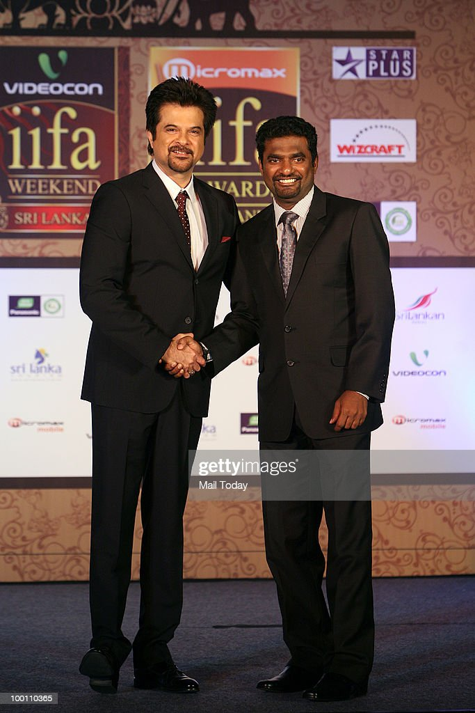 IIFA Press Conference in New Delhi