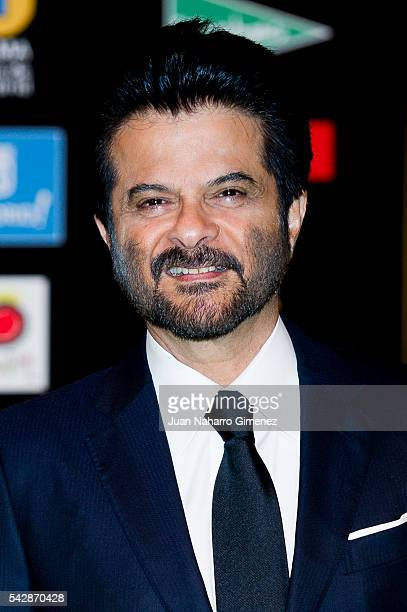 Anil Kapoor attends IIFA Awards 2016 Rocks Green Carpet at Ifema on June 24 2016 in Madrid Spain
