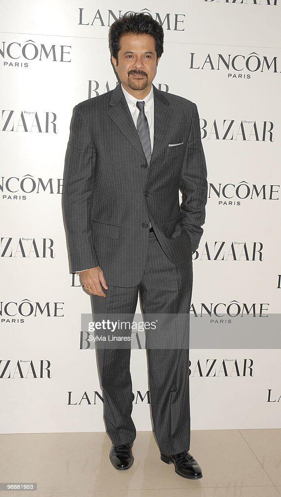 Lancome And Harper's Bazaar BAFTA Party