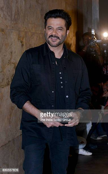 Anil Kapoor during the special screening of film Dangal in Mumbai