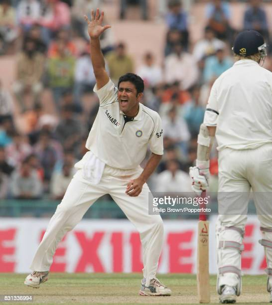 Anil Kumble Pictures And Photos