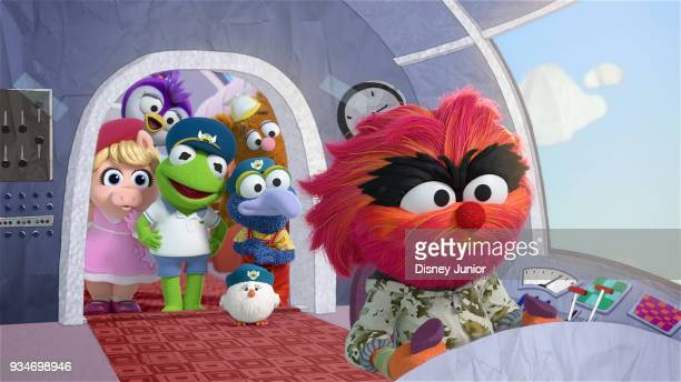 BABIES 'Animal Fly Airplane' During an imaginary flight to Paris no one lets Animal take the controls This episode of 'Muppet Babies' airs Friday...