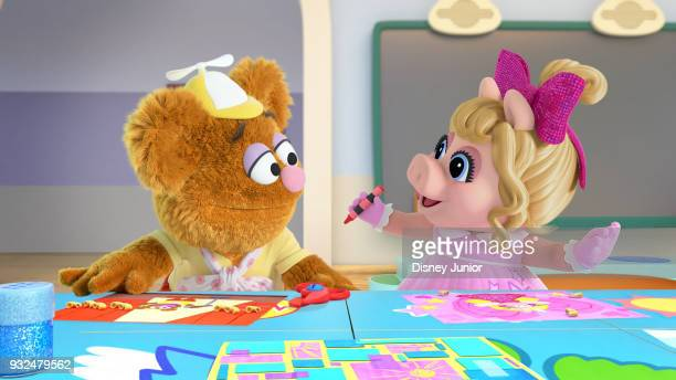 BABIES 'Animal Fly Airplane' The Muppet Babies use their imaginations to take off on an epic adventure to find Miss Nanny and Kermit helps a dragon...
