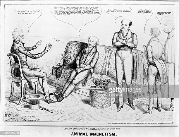 Animal Magnetism Print