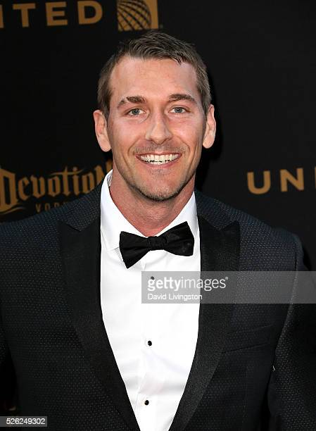 Animal Trainer Brandon McMillan attends the 43rd Annual Daytime Creative Arts Emmy Awards at Westin Bonaventure Hotel on April 29, 2016 in Los...