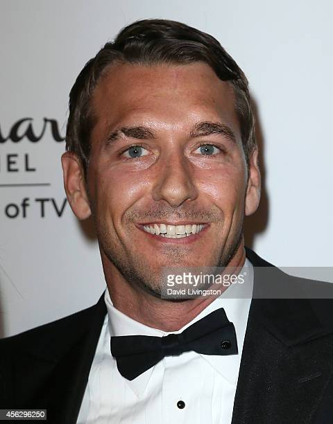 Animal trainer Brandon McMillan attends the 4th Annual American Humane Association Hero Dog Awards at The Beverly Hilton Hotel on September 27 2014...