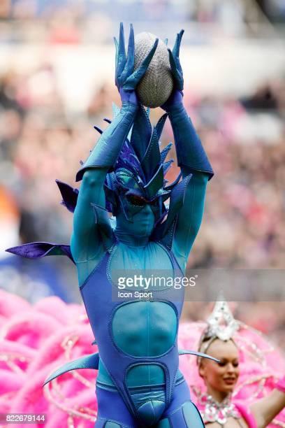 Animation Avatar Stade Francais / Toulouse 21eme journee de Top 14
