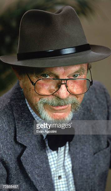 Animation director and artist Chuck Jones who died February 22 2002 in Los Angeles CA of congestive heart failure is shown in this June 14 1999 photo...