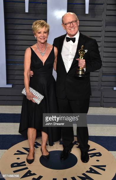 Animator Glen Keane attends the 2018 Vanity Fair Oscar Party hosted by Radhika Jones at Wallis Annenberg Center for the Performing Arts on March 4...