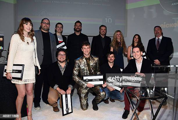 Animators Daron Nefcy Josh Cooley Nick Bruno Dylan Brown Phil Bourassa Brittney Lee Lorelay Bove Nickelodeon President of content production Russell...
