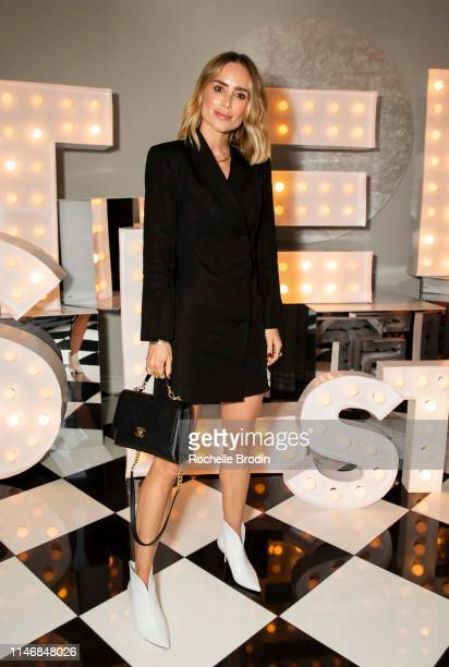 Anine Bing attends Living Beauty's Dinner Under The Stars Hosted By Stella McCartney on May 03 2019 in Beverly Hills California
