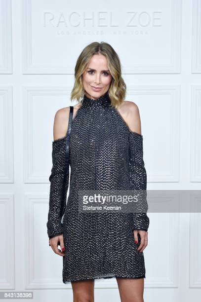 Anine Bing attends Rachel Zoe SS18 Presentation at Sunset Tower Hotel on September 5 2017 in West Hollywood California