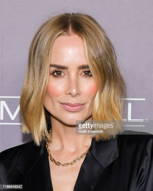 Anine Bing attends the 2019 Baby2Baby Gala Presented by Paul Mitchell at 3LABS on November 09, 2019 in Culver City, California.