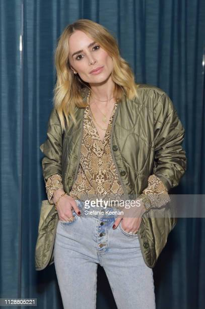 Anine Bing attends Woman Made on March 5 2019 in Beverly Hills California