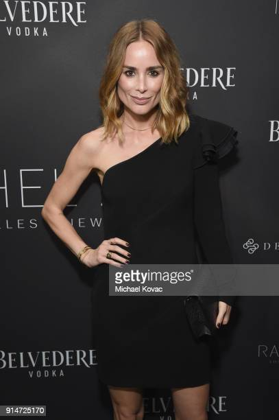 Anine Bing celebrates with Belvedere Vodka at the Rachel Zoe Fall 2018 Presentation in Los Angeles CA