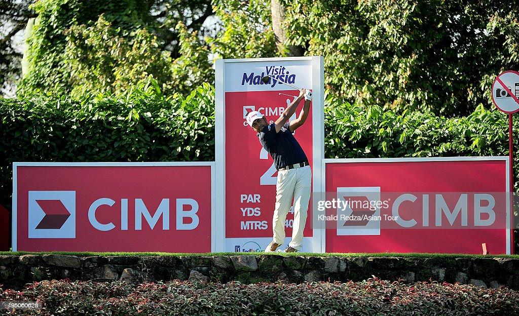 CIMB Classic - Round Three : News Photo