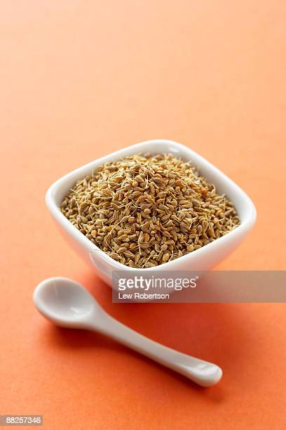 Anise Seed in Bowl