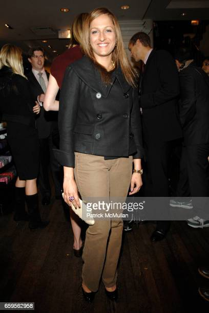 Anisha Lakhani attends FACONNABLE VANITY FAIR Shopping Night for the Christopher Reeve Dana Reeve Foundation at Faconnable Store on October 27 2009...