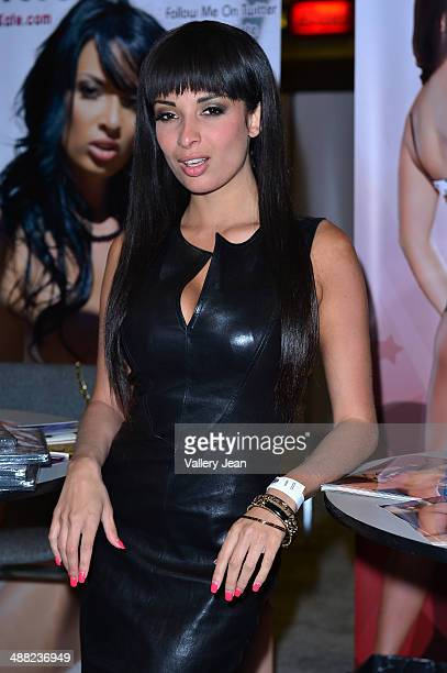 Anissa Kate attends Exxxotica 2014 at Broward County Convention Center on May 4, 2014 in Fort Lauderdale, Florida.