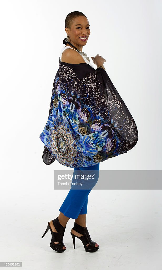 Anita Clarke poses for The Toronto Star's 30 Best Dressed List. May 27, 2011 TANNIS TOOHEY/TORONTO S : News Photo
