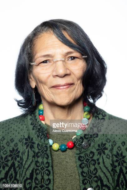 Anita DeFrantz vice president International Olympic Committee poses for a portrait taken on December 13 2018 in Redwood City California