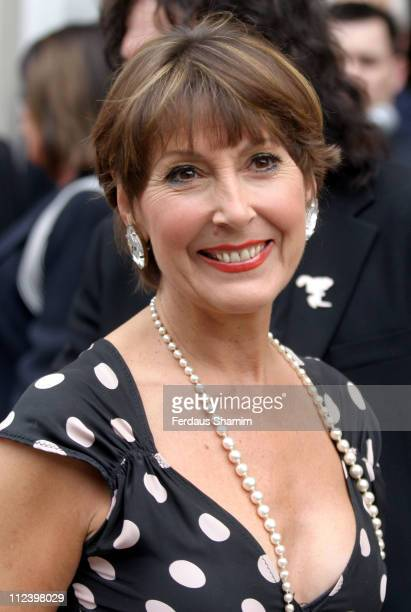 Anita Harris during Heritage Foundation Tribute to Music Business Legend Mickie Most at RAK Studio in London Great Britain