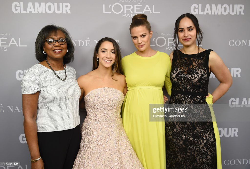Glamour Celebrates 2017 Women Of The Year Awards - Backstage