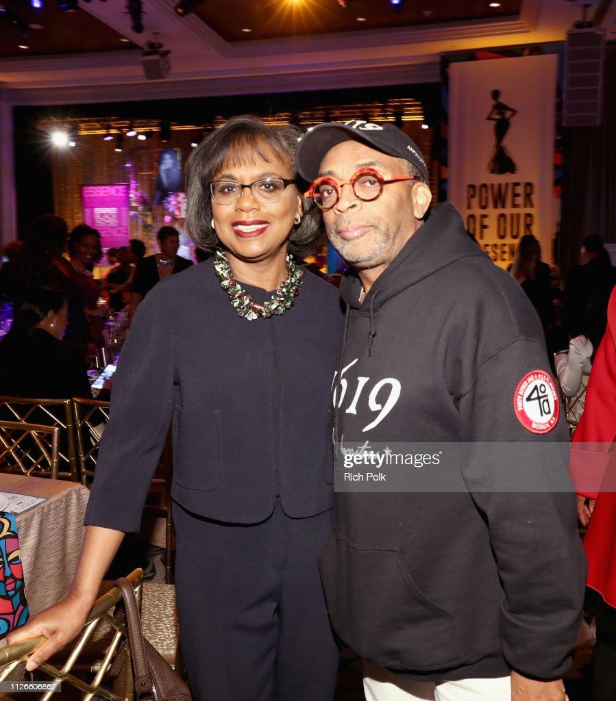 CA: 2019 Essence Black Women In Hollywood Awards Luncheon - Inside