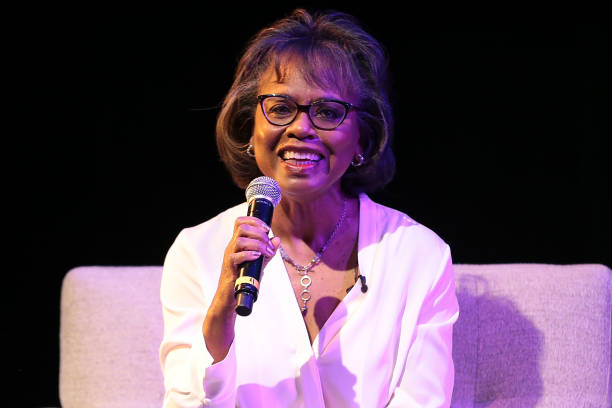 CA: Keynote Conversation With Professor Anita Hill Co-Hosted By The Meteor At The USC Marshall School Of Business