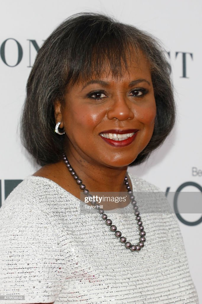 Anita Hill attends the 2017 Glamour Women Of The Year Awards at Kings Theatre on November 13, 2017 in New York City.