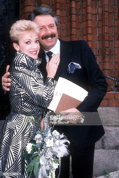 Anita Kupsch Ehemann KlausDetlef Krahn Hochzeit von Anita Kupsch und KlausDetlef Krahn am in Berlin Deutschland