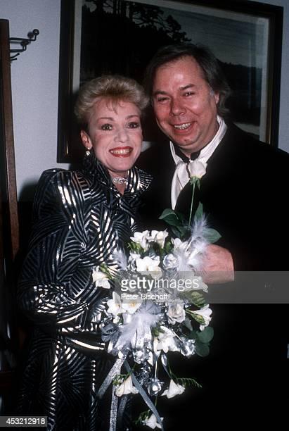 Anita Kupsch Ulrich de Mestre Hochzeit von Anita Kupsch und KlausDetlef Krahn am in Berlin Deutschland