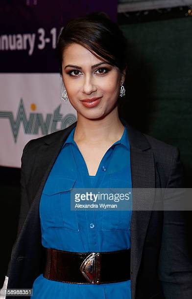 Anita Majumdarto at The 24th Annual Palm Springs International Film Festival Screenings And Events on January 4 2013 in Palm Springs California