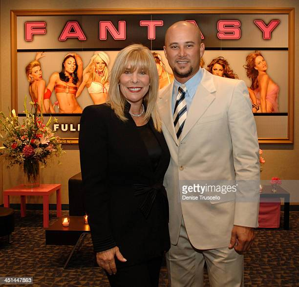 Anita Mann and Cris Judd during FANTASY Re-Launch - Choreographed By Chris Judd and Eddie Garcia at Luxor Hotel and Casino Resort in Las Vegas,...