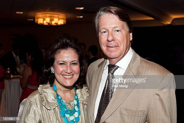 Anita McBride former Assistant to President George W Bush and Chief of Staff to First Lady Laura Bush and Chase W Rynd President and Executive...