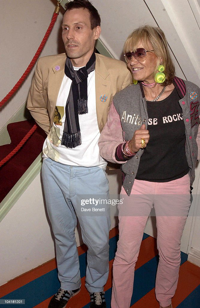 Mick Rock Launch Party : News Photo