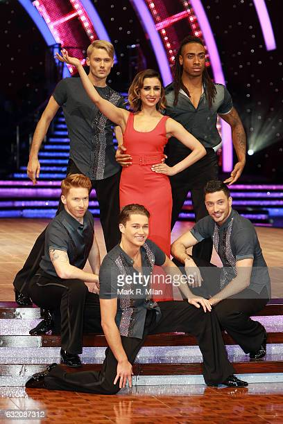 Anita Rani attends the photocall for the 'Strictly Come Dancing' live tour on January 19 2017 in Birmingham England