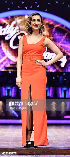 Anita Rani attends the photocall for the 'Strictly Come Dancing' live tour at the Barclaycard Arena on January 19 2017 in Birmingham England